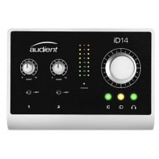 AUDIENT - ID 14 آدیو اینترفِیس