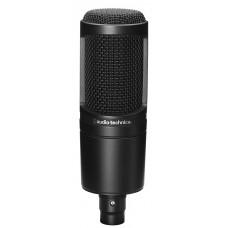AUDIO-TECHNICA - AT 2020 میکروفون کاندنسر