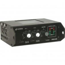 AZDEN-FMX22میکسرپرتابل