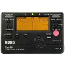 KORG - TM50 تیونر و مترونوم