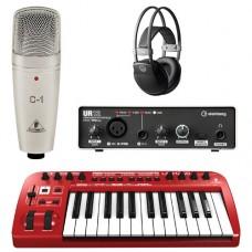 STUDIO SET - UR12-K44-C1-UMX250 پکیج استودیوئی