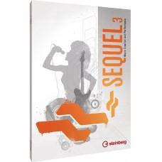 STEINBERG - SEQUEL 3 نرم افزار ساخت موزیک