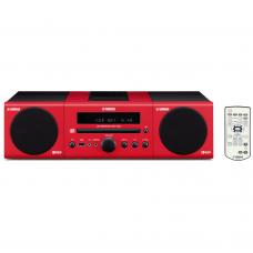 YAMAHA-MCR-040 ست استریو قرمز