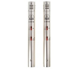 AKG - C451 B Matched Pair میکروفون ساز