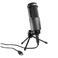 AUDIO-TECHNICA - AT2020USB میکروفون یو اس بی