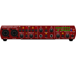 BEHRINGER - FIRE POWER FCA 610 کارت صدا