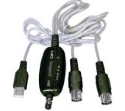 BESPECO - BMUSB 100 تبدیل میدی به USB