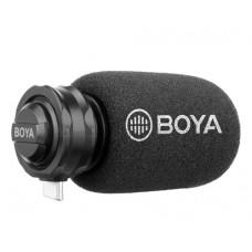 BOYA - BY-DM100 میکروفون موبایل تایپ C