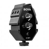 BOYA - BY-MP4 میکسر پرتابل