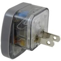 DAIYO - DE 235 تبدیل سوکت برق به استاندارد آمریکا