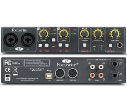 FOCUSERITE - Saffire 6 USB کارت صدا