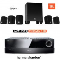 Home Theater - Harman/Kardon & JBL ست سینمای خانگی