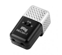 IK Multimedia - iRig Mic Cast 2 میکروفون گوشی