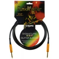 KLOTZ - FunkMaster 3m  کابل گیتار و بیس