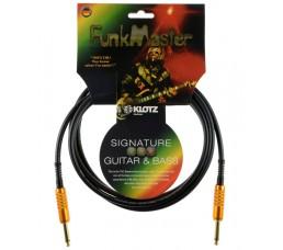 KLOTZ - FunkMaster 4.5m  کابل گیتار و بیس