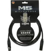 KLOTZ - M5 3m کابل میکروفن