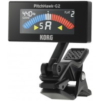KORG - PITCH HAWK G2 Black تیونر گیره ای