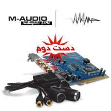 M-AUDIO - Audiophile 2496 کارت صدای اینترنال