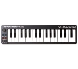 M-AUDIO - KEYSTATION Mini32 میدی کیبورد