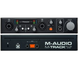 M-AUDIO - M-TRACK PLUS II کارت صدا