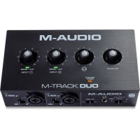 M-Audio - M-Track Duo کارت صدا