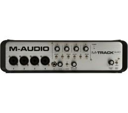 M-AUDIO - M-Track QUAD کارت صدا