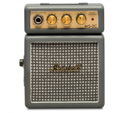 MARSHALL-MS-2C  امپ گیتار میکرو