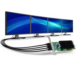 MATROX - C420 LP PCIe x16 کارت گرافیک