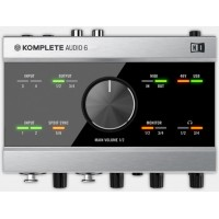 NATIVE INSTRUMENT - Komplete Audio 6 کارت صدا