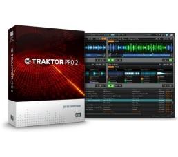NI - TRAKTOR PRO 2 نرم افزار دی جی
