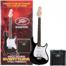 PEAVEY - RAPTOR Stage Pack Black گیتار الکتریک