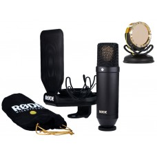 RODE - NT1 Kit میکروفون کندانسور و لرزه گیر