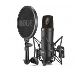 RODE - NT1 میکروفون کندانسور و لرزه گیر