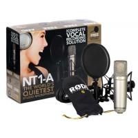 RODE - NT1A میکروفون کندانسور و لرزه گیر