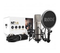 RODE - NT1-A میکروفون کندانسور و لرزه گیر