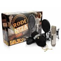 RODE - NT2A میکروفون کندانسور و لرزه گیر
