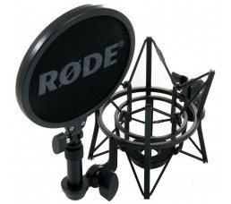RODE - SM6 لرزه گیر رُد
