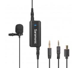Saramonic - LavMic میکروفون موبایل و دوربین
