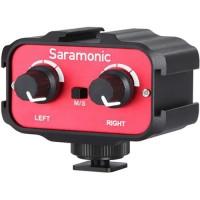 Saramonic - SR-AX100 میکسر صدای پرتابل