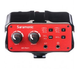 Saramonic - SR-PAX1 میکسر صدای پرتابل