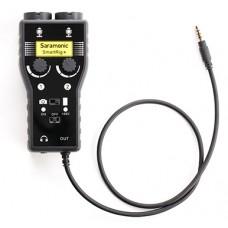 Saramonic - SmartRig Plus اینترفِیس موبایل و دوربین