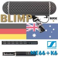 RECORDING SET - ME66K6-BLIMP پک صدابرداری صحنه