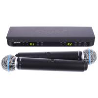 SHURE-BLX288/BETA58  میکروفون بی سیم