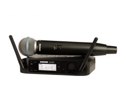 SHURE-GLXD24/B58 میکروفون بی سیم