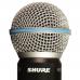 SHURE-QLXD24/B58 ست میکروفون دستی بیسیم