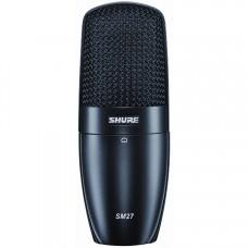 SHURE - SM 27 میکروفن استودیو