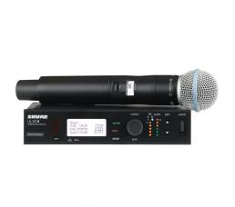 SHURE-ULXD4/ULXD2-B58 میکروفون بی سیم