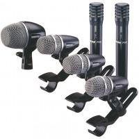 SHURE - PGDMK6 ست میکروفون های درامز