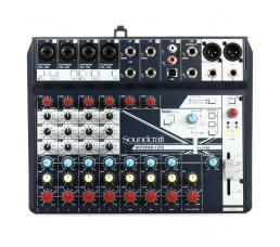 SOUNDCRAFT-Notepad-12FX میکسر آنالوگ