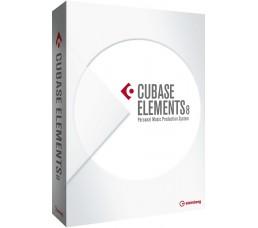 CUBASE - ELEMENTS 8 کیوبیس اورجینال